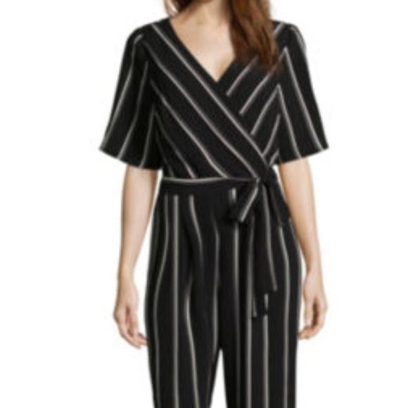 a7e8502de61b Trixxi Short Sleeve Jumpsuit